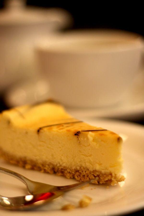 Syrový koláč mascarpone  