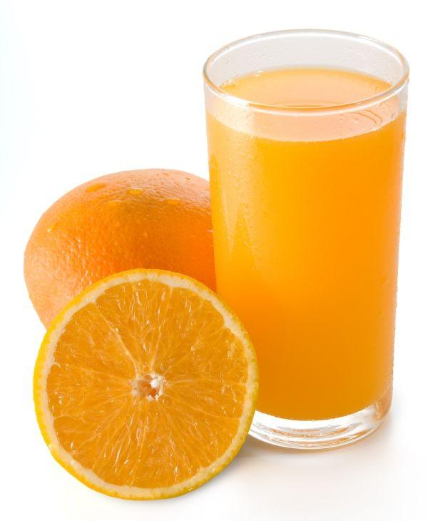 Limonáda z pomaranča |