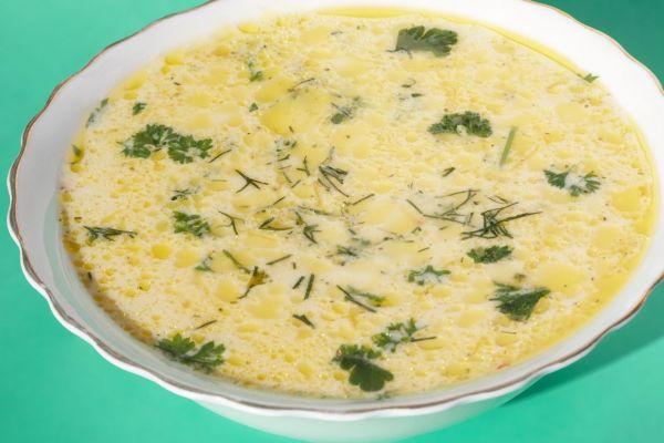 Syrová polievka |