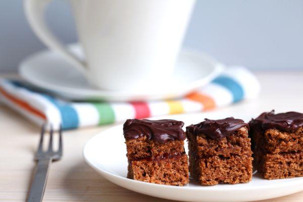 Babin čokoládový koláč |