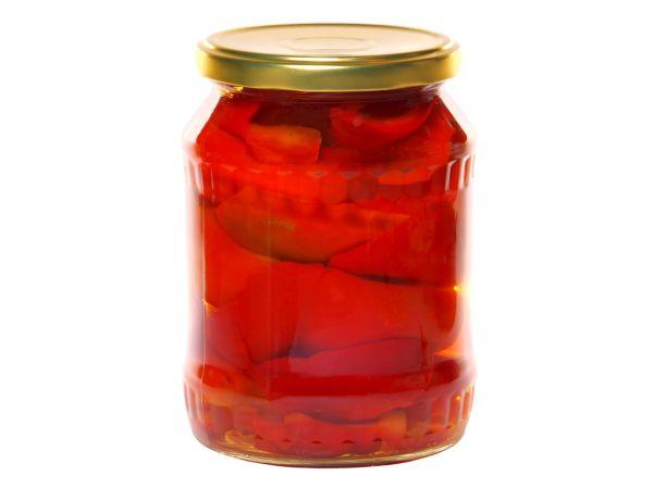 Nakladané papriky |