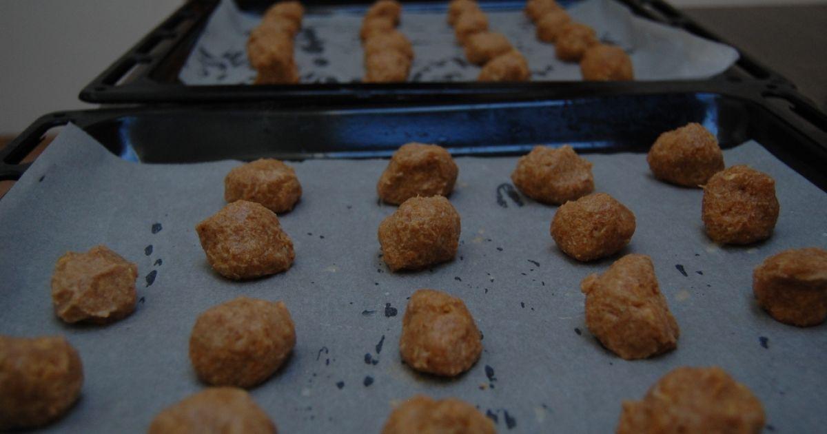 Kokosovo-citrónové špaldové sušienky, fotogaléria 8 / 9.