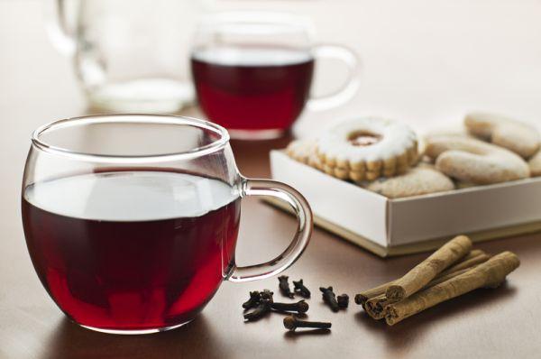 Čaj s vínom |