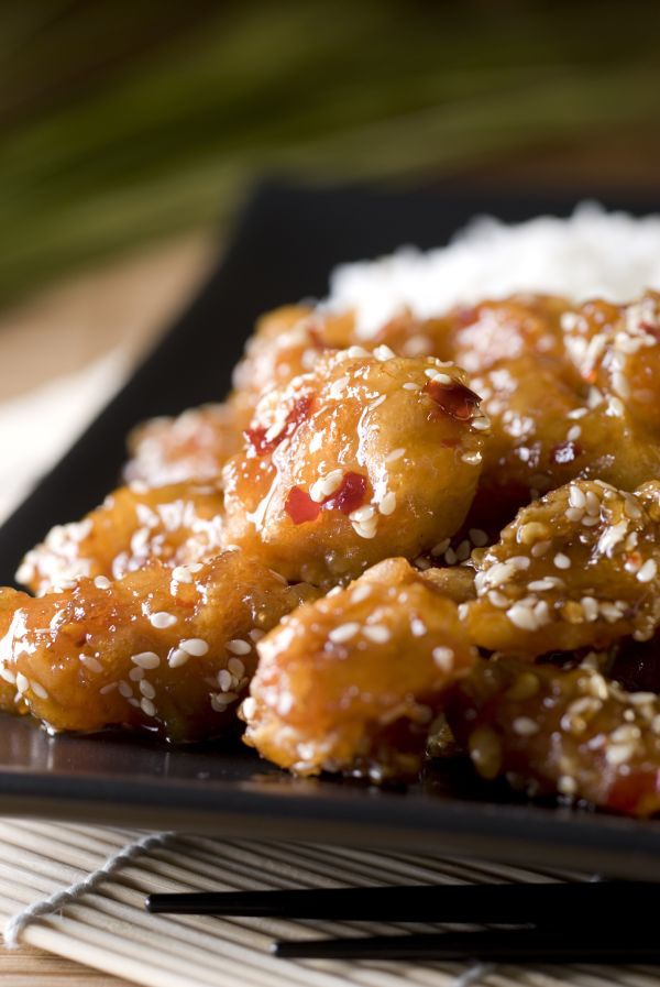 Sezamové kura |