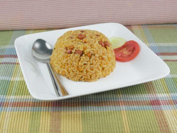 Ryžový pilaf  Riz au pilaf  