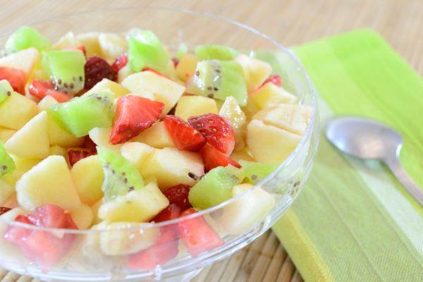Svieži ovocný šalát |