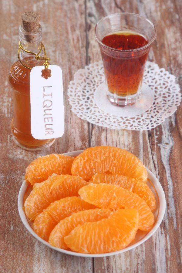 Likér z pomarančovej kôry |