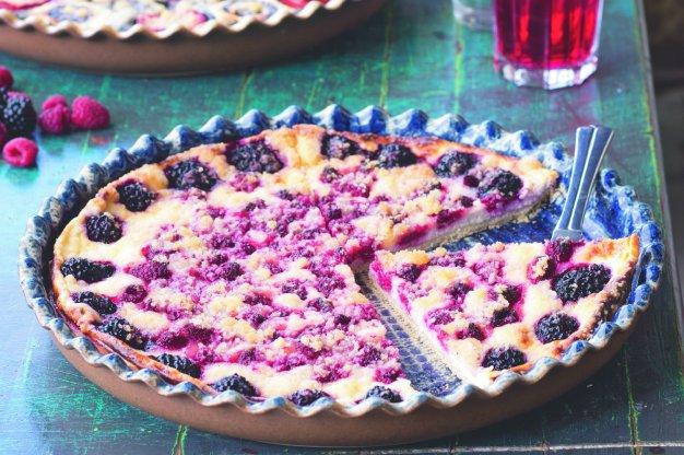 Kynuté ovocné koláče
