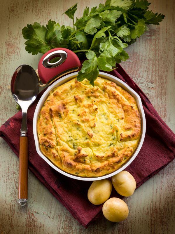 Rýnsky zemiakový koláč |