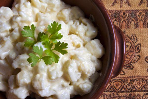 Dve variácie zemiakového šalátu |