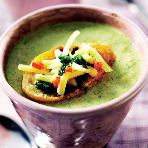 Brokolicová polievka |