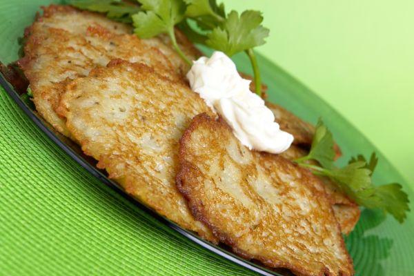Pravé zemiakové placky |