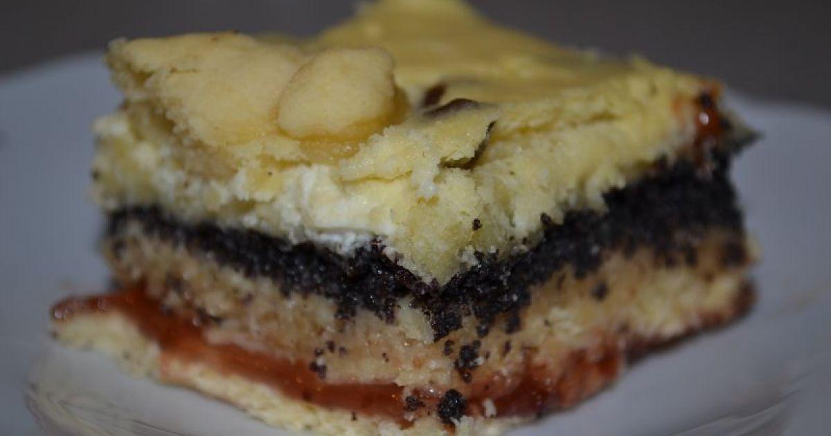 Štedrák  kysnutý koláč so 4 plnkami, fotogaléria 1 / 28.
