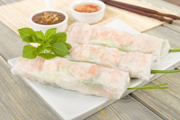 Vietnamské jarné rolky |