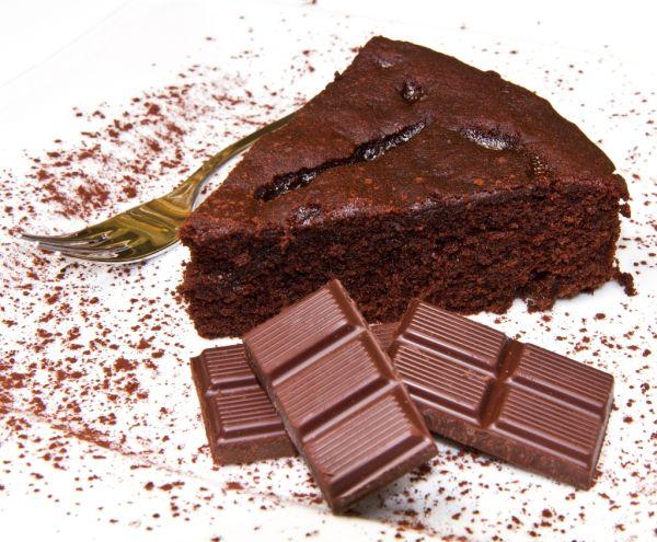 Čokoládové rezy |
