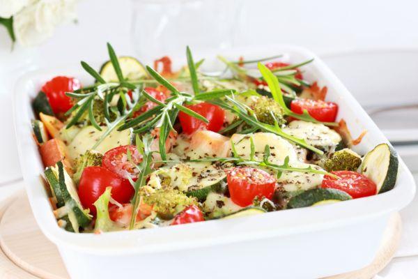 Pečená zelenina |