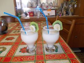 Virgin Pina Colada |