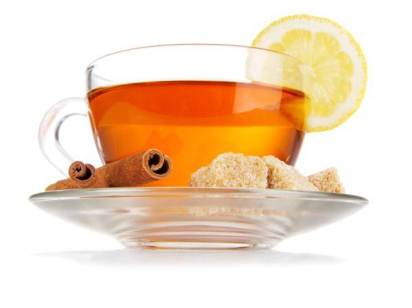 Čaj s rumom  