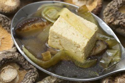 Tofu so šampiňónmi na smotane |