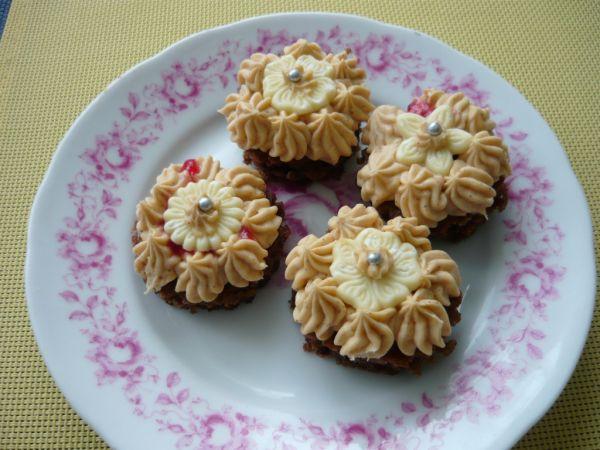 Arašidové tortičky |