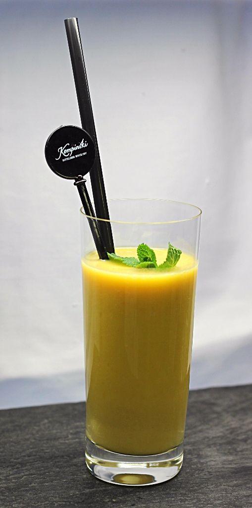 Ananásovo-kapustový smoothie |