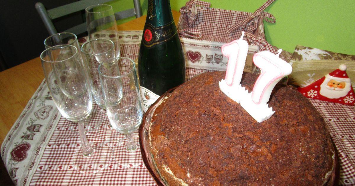 Krtkova torta s pudingom a tvarohom, fotogaléria 8 / 9.