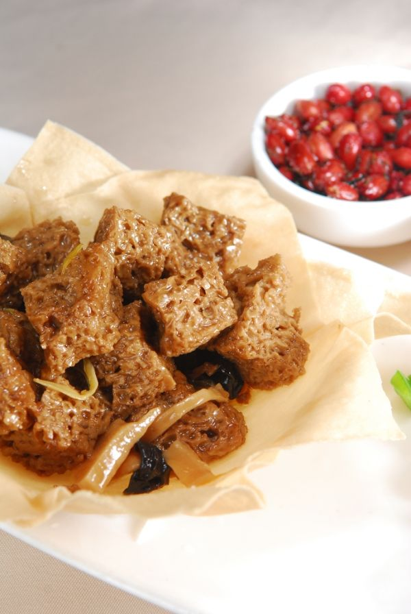 Tofu praženica |
