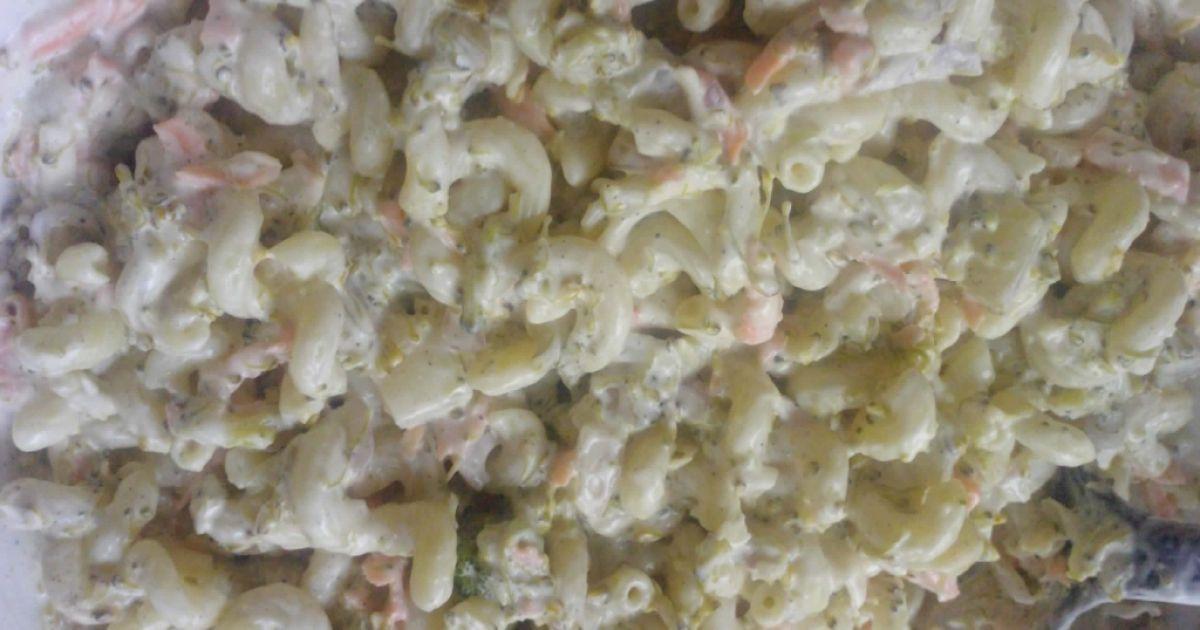 Cestovinový šalát s brokolicou, fotogaléria 4 / 4.
