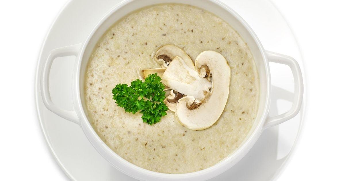 Hubovo-ryžová polievka, fotogaléria 1 / 1.