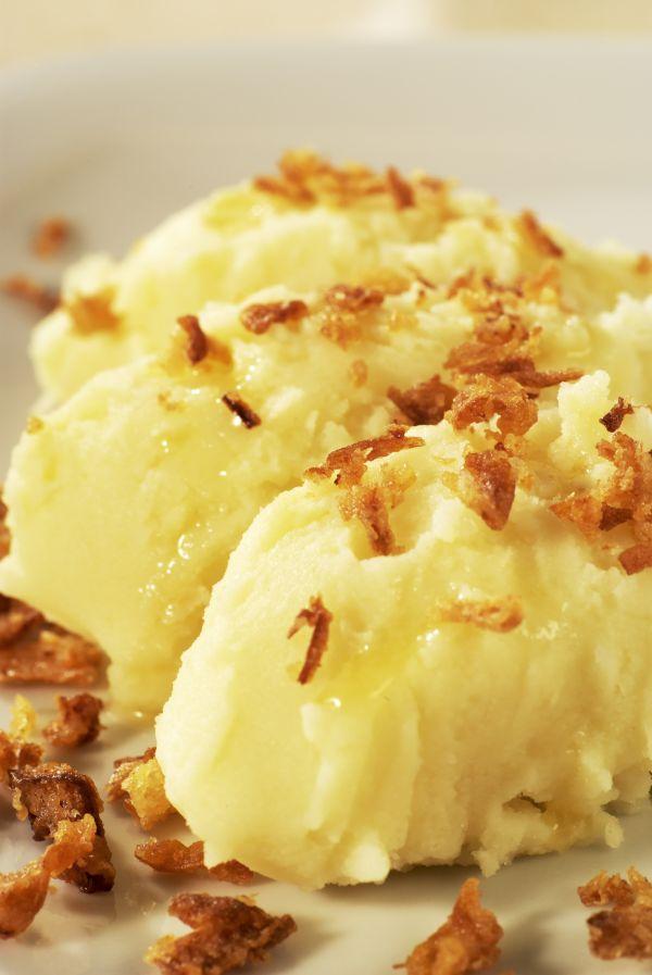 Pučené zemiaky |