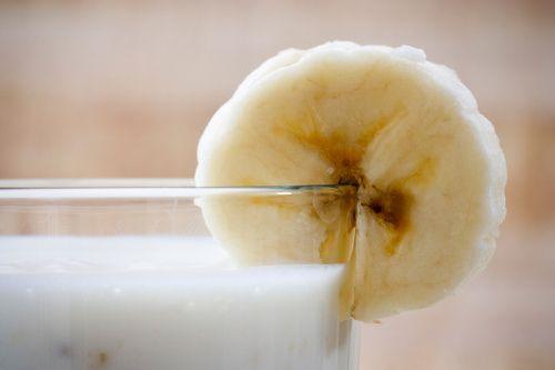 Banánové mliečko |