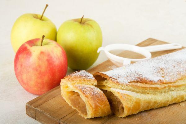 Jablkový závin |