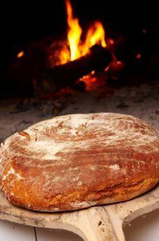 Domáci zemiakový chlieb |