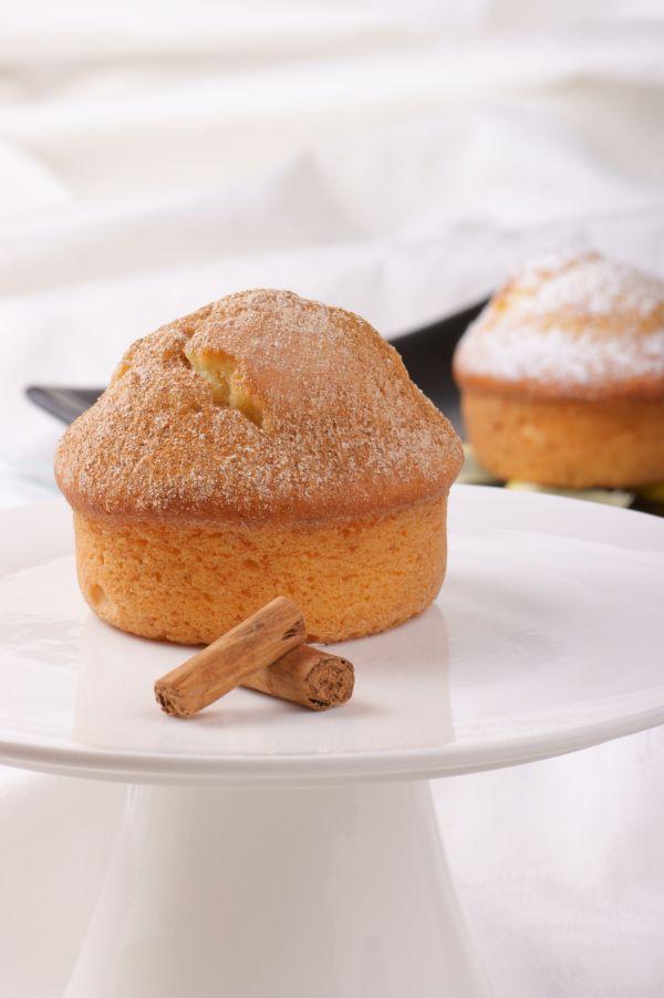 Bezlepkové škoricové muffiny |
