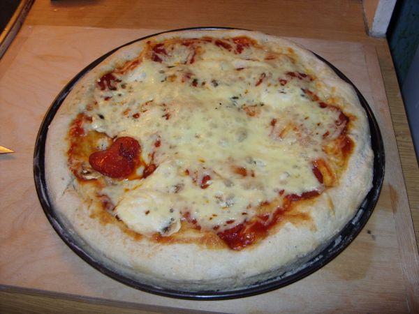 Domáca pizza |