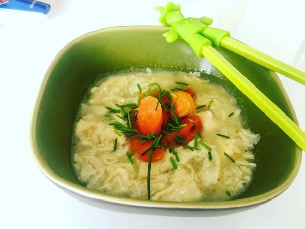 Videorecept: Japonská vajíčková polievka nielen pre deti ...