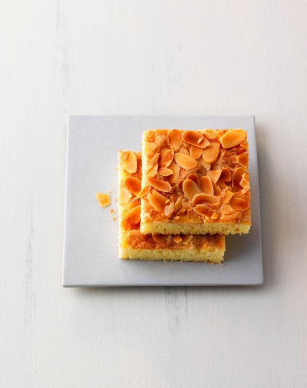 Mandľový pomarančový koláč |