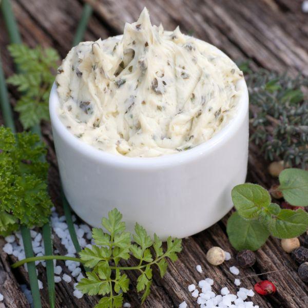 Bylinkové maslo s verbenou |