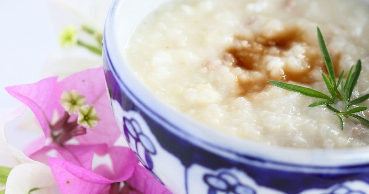 Sladká ryžová polievka, fotogaléria 1 / 1.