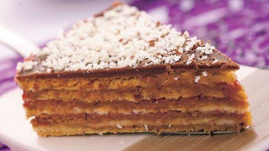 Medová torta |