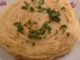 Maďarské zemiakové pyré so zeleninou