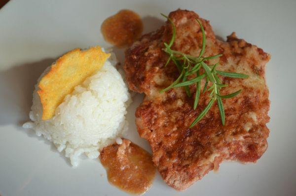 Bravčové mäso po uhorsky |