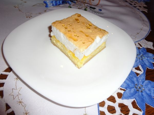 Tvarohový koláč |