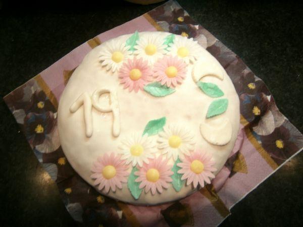 Narodeninová torta |