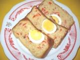 Veľkonočný vajíčkový chlieb