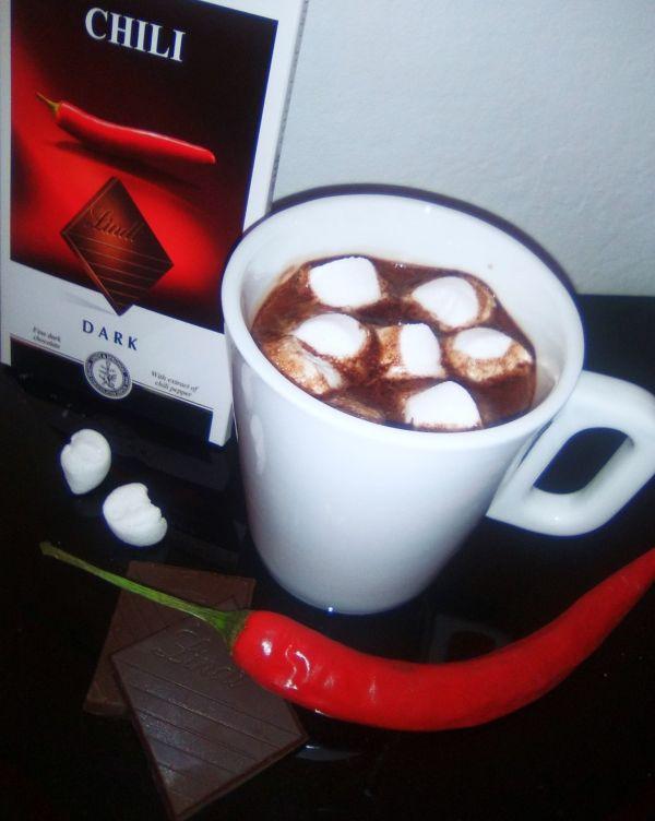 Horúca mayská čokoláda |