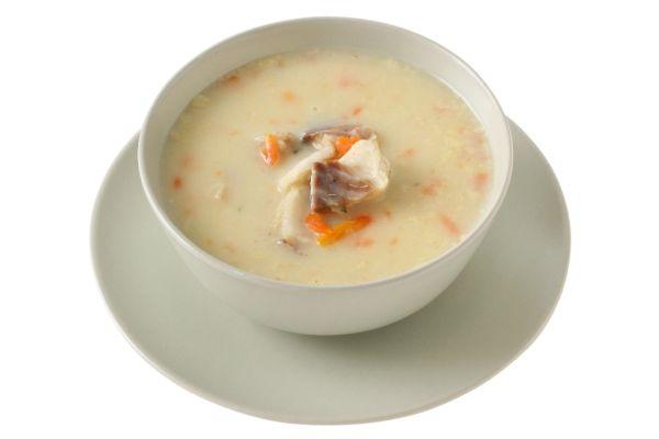 Rybacia polievka s mrkvou na domácky spôsob |