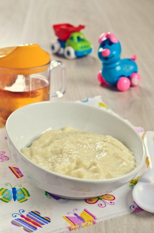 Cestovinový príkrm s karfiolom pre dojčatá |