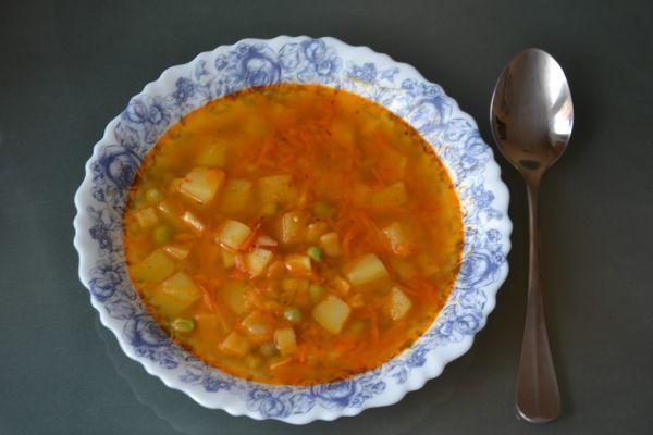 Jarná polievka |