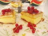 Rýchle vanilkové rezy